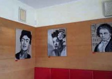 Santarcangelo. Al Caffè dei Girasoli in mostra le opere di Catia di Mieri.