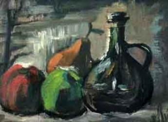 Cotignola. Inaugurata la mostra 'La lavagna e il pennello'. Le opere di Velia Chiarini in mostra fino al 13 marzo.