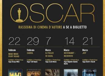 Savignano. Un Essai da Oscar. All'Uci parte la rassegna di cinema d'autore. Ogni lunedì un film da non perdere.  MAD MAX: FURY ROAD