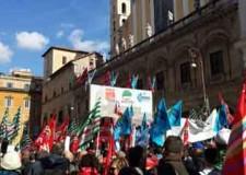 Ravenna. L'assessore Massimo Cameliani a Roma per lo sciopero generale del Gruppo Eni e Saipem.