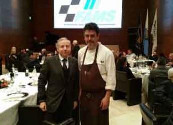 San Marino. Nuova stagione per il ristorante Righi e per lo chef Luigi Sartini. Passaggio di testimone tra famiglia Righi e Sartini.