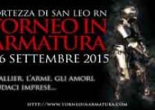San Leo. Il borgo della Valmarecchia vince il premio 'Italive 2015′ nella categoria Folklore e rievocazioni storiche.