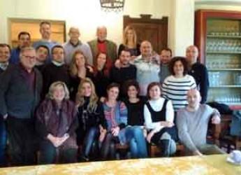 Rimini. Dopo 25 anni si ritrovano gli studenti della VE del Liceo Einstein.