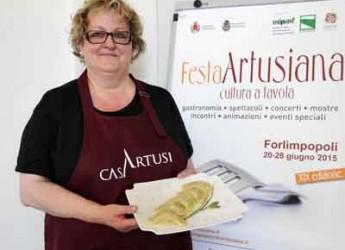 Forlimpopoli. Per la Festa Artusiana un concorso nazionale per i migliori cuochi formatisi con gli insegnamenti di Pellegrino Artusi.
