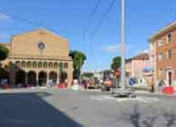 Rimini. Viabilità. Entra in funzione domani la nuova rotatoria di piazzale Cesare Battisti – corso Giovanni XXIII.