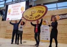 Rimini. Birra dell'anno. La Fabbrica della Birra di Perugia fa incetta di premi. E' il Birrificio dell'anno'.