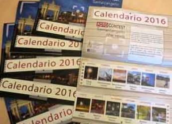 Santarcangelo. Disponibili alla pro loco il calendario 2016 con le foto del contest fotografico 'Santarcangelo che verrà'.