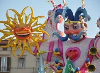 Faenza.  A Reda è ancora tempo di carnevale con la tradizionale sfilata di carri e gruppi mascherati.
