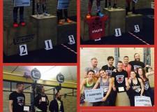 Lugo. Successo per la Crossfit RMG. Sbanca la gara 'box vs box' con quattro medaglie.