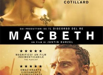 Cinema. Al Moderno di Savignano il Macbeth di Fassbender. Questa sera alle ore 21,00.