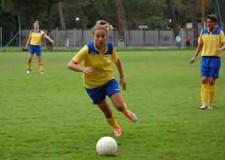 Cervia. Calcio femminile. Una doppietta della Giacinti stende le ragazze del Riviera di Romagna.