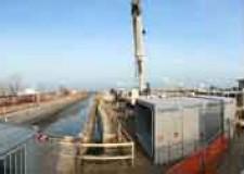 Rimini. Con il tombamento dell'Ausa continua l'intervento per la riqualificazione dell'accesso alla spiaggia da piazzale Kennedy.