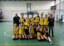 Rimini. Volley in provincia. La Bvolley è campione provinciale under 16 femminile.