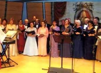 Fusignano. Concerto di Pasqua insieme al gruppo corale 'Arcangelo Corelli'.