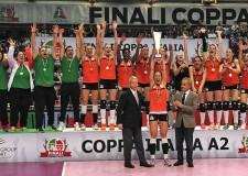 Alla Volley 2002 Forlì la Coppa Italia A2 2015-2016
