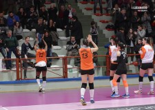 Le Aquile di Forlì si arrendono al tie break contro Palmi