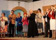 Lugo. Quarto appuntamento con 'E' nòstar tèatar'. Sul palco La Rùmagnòla di Bagnacavallo.