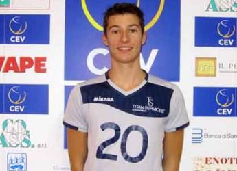 San Marino. Volley. La nazionale maschile under 20 agli Europei dei Piccoli Stati a Cipro.