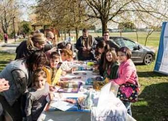 Cotignola. Successo di partecipanti alla festa degli Amici cucciolotti organizzata da Enpa.