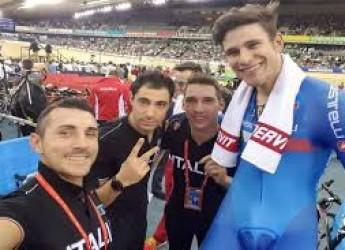 Non solo sport. La favola di Filippo Ganna. Campione mondiale dell'inseguimento a soli 19 anni.