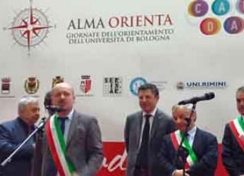 Forlì. L'offerta universitaria forlivese è presente ad 'Alma Orienta', la rassegna dedicata all'orientamento universitario.