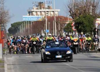 Riccione. La Granfondo Città di Riccione compie 18 anni. Ciclisti al via il prossimo 17 aprile.