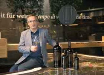Bolzano. Appiano. Al Vinitaly la Cantina San Michele Appiano presenta la seconda edizione del vino da sogno 'Appius 2011′.