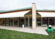 Lugo. Terminata l'installazione dei nuovi tendaggi per l'asilo di San Potito.