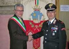 Solarolo. Il nuovo comandante della stazione dei carabinieri è il maresciallo Bruno Vivaldo.