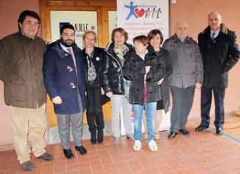 Lugo. Inaugurata la sede dall'AIL in via Cento. La seconda struttura in provincia.