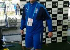 Reggio Emilia. Un reggiano a Osaka per il primo mondiale di calcio a 5 per persone con problemi di salute mentale
