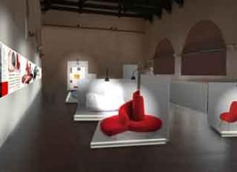 Rimini. Al Palazzo dell'Arengo l'inaugurazione della mostra 'Masterpieces from art to design'.