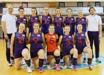 San Marino. Volley. La nazionale femminile chiude al secondo posto il 'Pasqua Challenge di Porto San Giorgio.