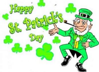 Italia & Mondo. Irlanda. Tutto pronto per festeggiare il St Patrick's Day a Dublino. Il festival migliore della vostra vita.