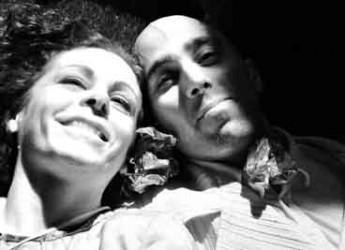 Sogliano al Rubicone. Il diario segreto di Pollicino sul palco del teatro Turroni.