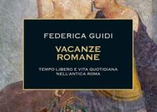Ravenna. Solarolo. All'Oratorio Annunziata la presentazione del libro 'Vacanze romane' di Francesca Guidi.