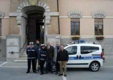 Gambettola. La Polizia Municipale cittadina ha una nuova auto in dotazione.