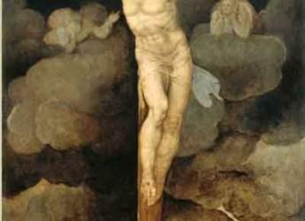 Italia. Artisti sulle vie del Giubileo. Lionello Puppi risponde a Sgarbi sulle perplessità espresse sul Crucifixio.