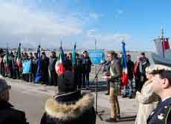 Rimini. La città ha ricordato il Giorno del Ricordo in onore delle vittime delle foibe.