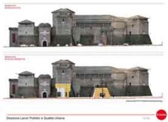 Rimini. Piazza Malatesta: concluso lo scavo archeologico, pronto il progetto di valorizzazione dell'area di Castel Sismondo.