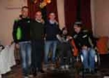 Bagnacavallo. Una scuola di pilotaggio aperta anche ai disabili: presentato a Bagnacavallo 'Ri-mettiamoci in moto'.