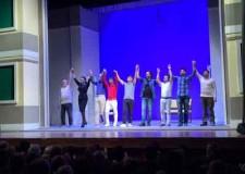 Lugo. Vincenzo Salemme da record, il teatro Rossini gremito per lo spettacolo 'Sogni e bisogni'.