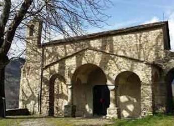 Italia. Liguria. Artisti sulle vie del Giubileo. Visita alla Chiesa di San Bernardino di Triora.
