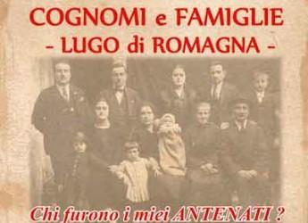Lugo. Presentazione dell'indagine di Giancarlo Rustichelli sul percorso genealogico dei cognomi lughesi.