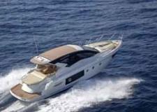 Rimini. Yacht Cranchi in mostra a Marina di Rimini, l'eccellenza del made in Italy si presenta.