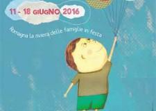 Riviera Romagnola. Costa in festa per la terza edizione de 'Il Festival dei bambini'.