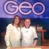 Forlimpopoli. Casa Artusi a Geo%Geo con Carla Brigliadori, responsabile della scuola di cucina.