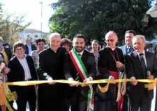 Lugo. San Lorenzo: inaugurato il nuovo asilo parrocchiale 'Don G. Galassi'.