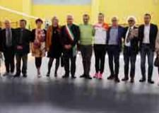 Alfonsine. Inaugurata la nuova palestra di via Murri. Una struttura per le scuola e per le associazioni sportive.