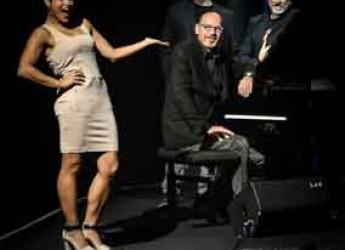 Ravenna. Russi. Al Teatro Comunale il concerto di Karima&Dado Moroni Trio.